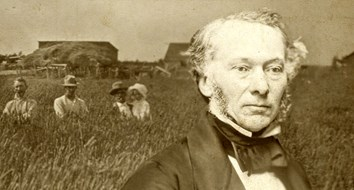The Humble Farm Boy Who Made Britain Great