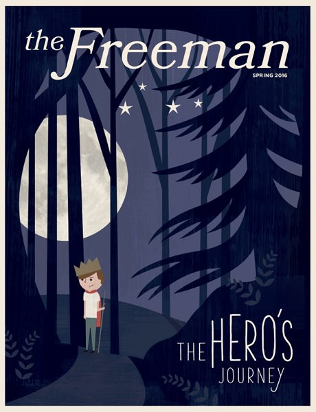 cover image The Freeman: Spring 2016