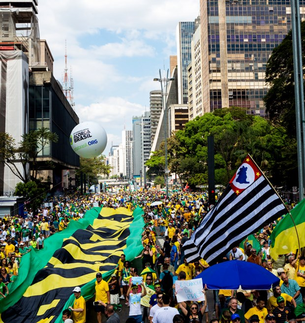 The End Is Near For Brazil's Ultra-corrupt Government