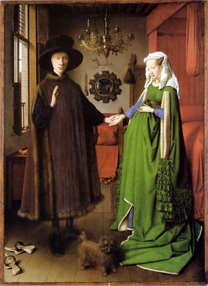 The Arnolfini Marriage Portrait