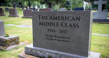The Death and Rise of the Middle Class