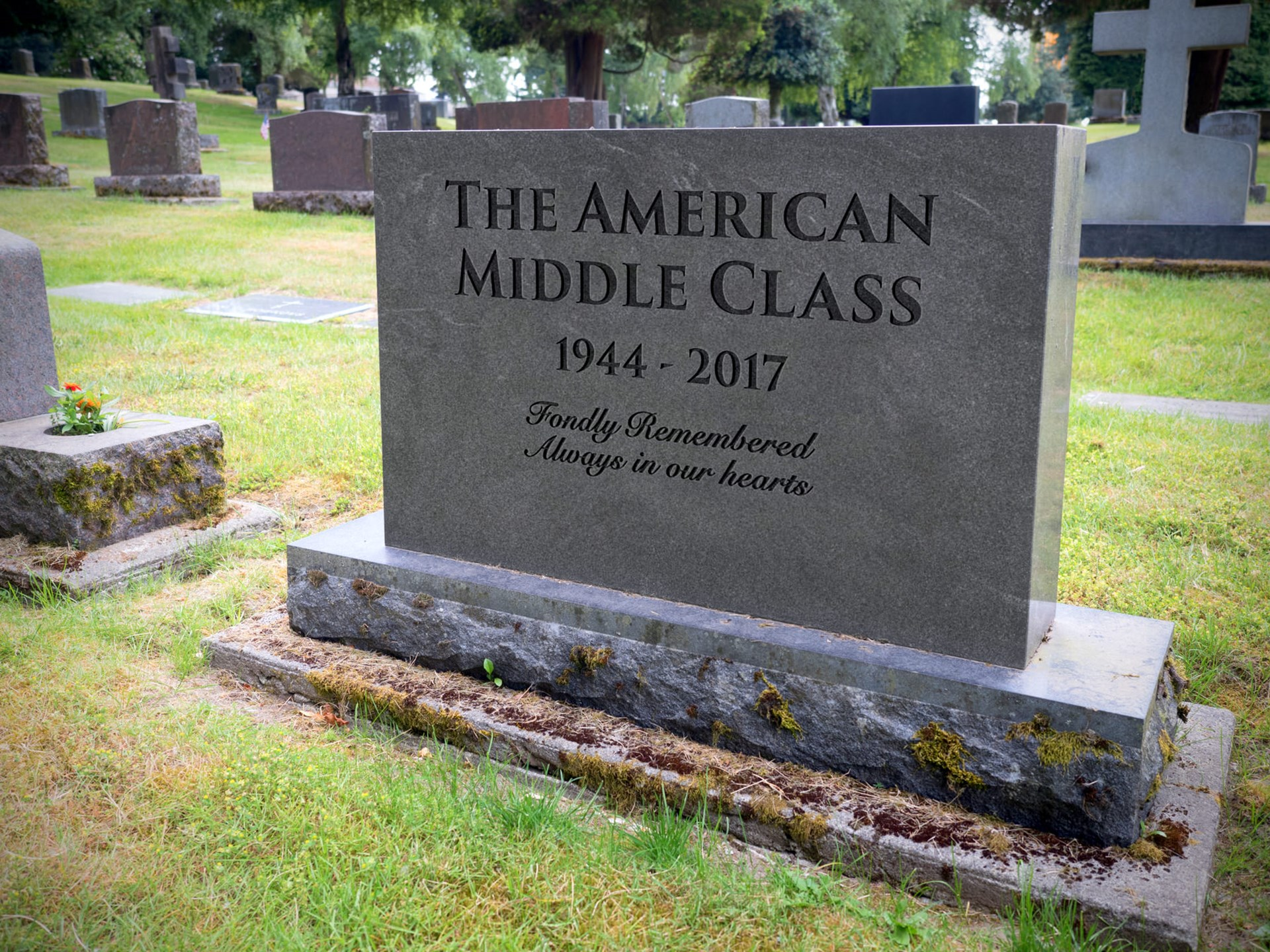 the death and rise of the middle class foundation for economic