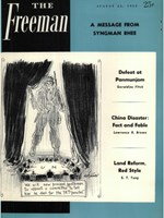 cover of August 1952 B