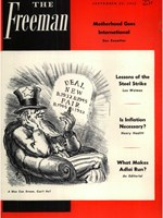 cover of September 1952 B