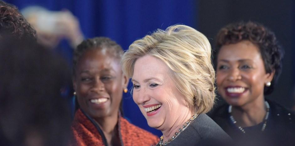 Even Hillary Clinton Has Civil Liberties