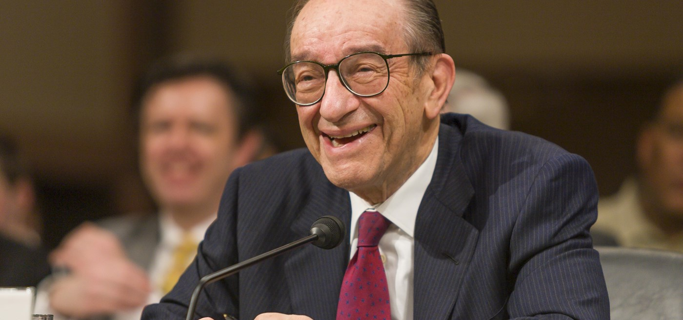 """alan greenspan essay on gold The sell-off of gold from the us-based gold etfs has described this perfectly this has now halted this has now halted when alan greenspan wrote his favorable, famous essay on gold well before he became the head of the fed, he stated that """"gold is money, in extremis"""" what does that mean it means that gold is money when times."""