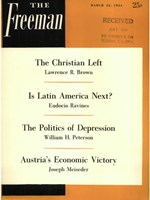 cover of March 1954 B