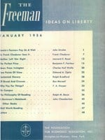 cover of January 1956