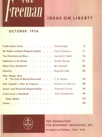 cover of October 1956