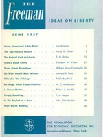 cover of June 1957