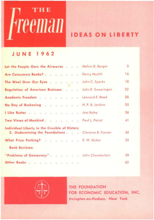 cover image June 1962