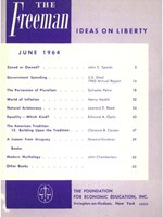 cover of June 1964