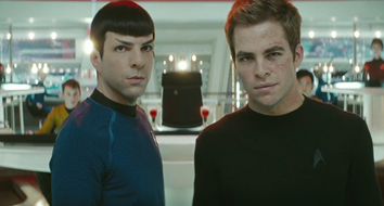 Are Spock and Kirk Libertarians?
