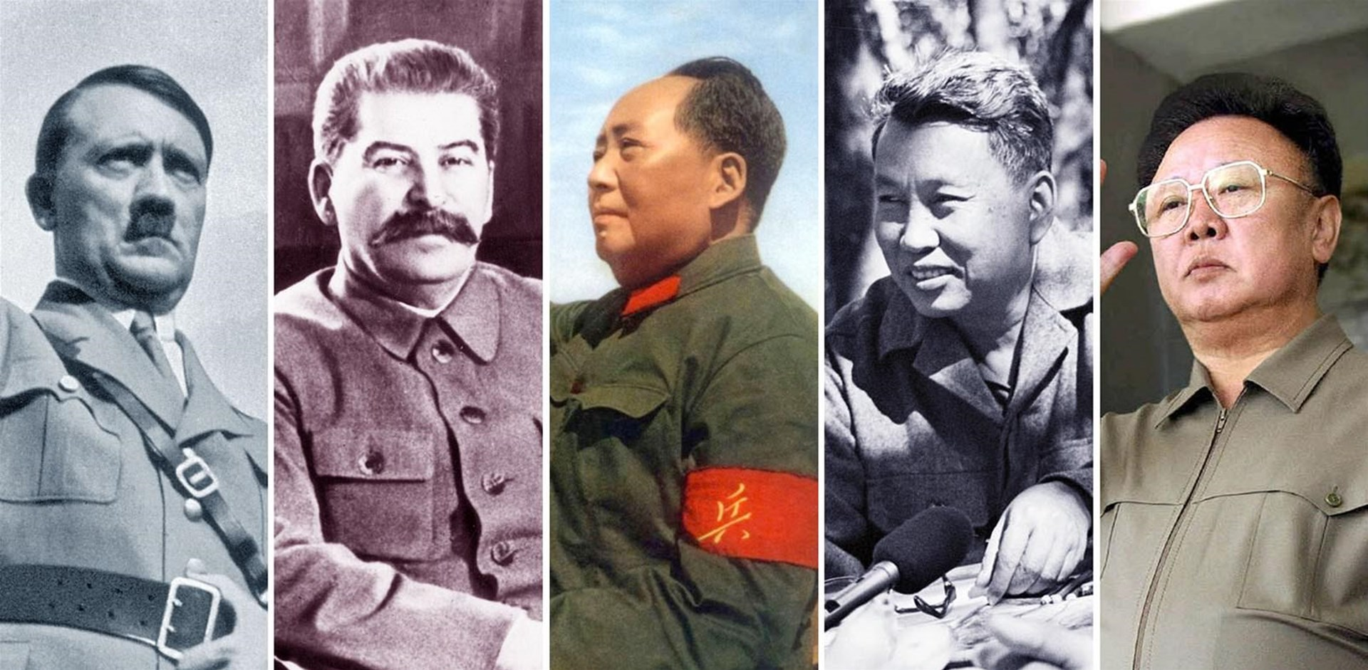 Image result for mao zedong hitler stalin media