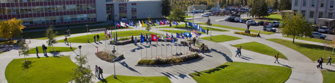 Lawrence W. Reed at the University of Alaska Fairbanks