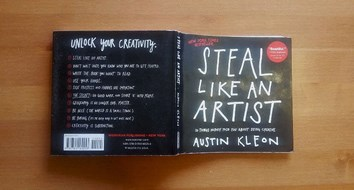 Five Ways to Steal Like an Artist