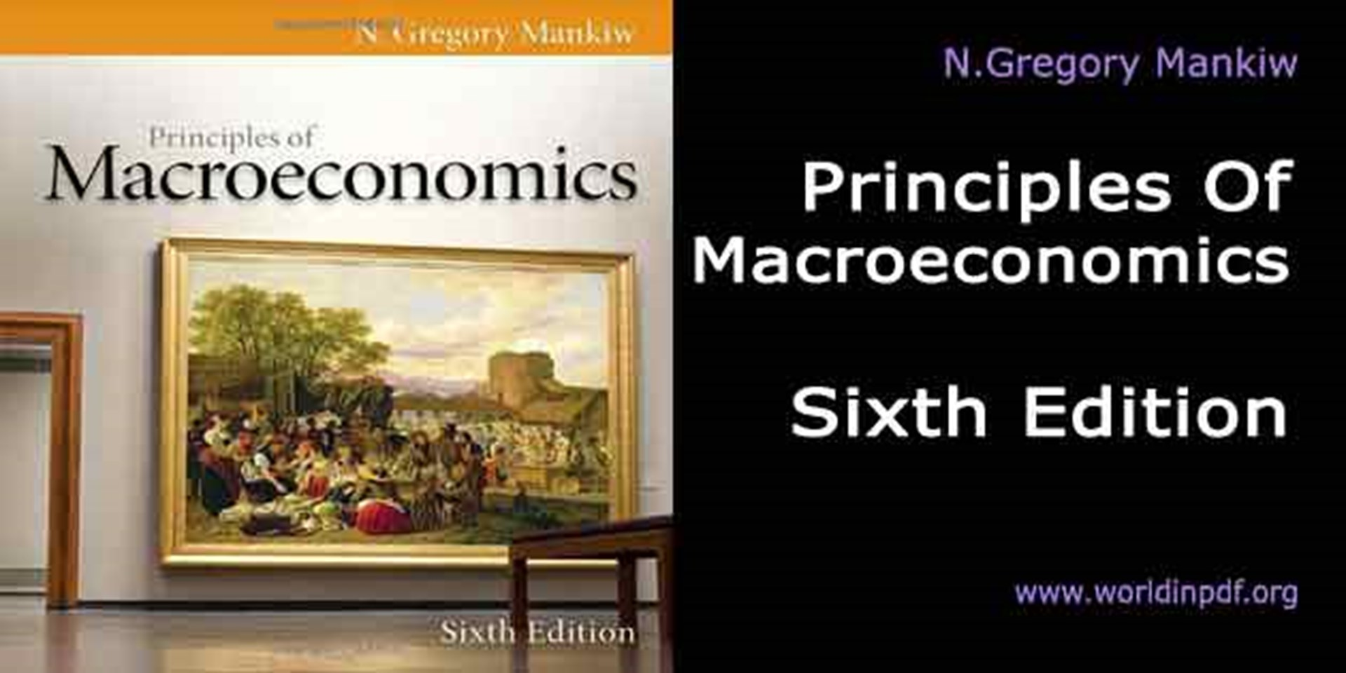 6 Things Your Harvard Economics Textbook Won't Tell You - Foundation