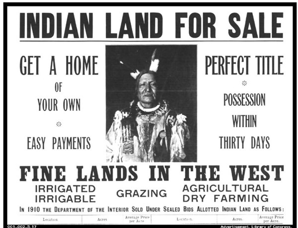 Five Ways the Government Keeps Native Americans in Poverty
