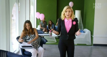 "If the Pay Gap Were Real, Kristen Bell's ""Pinksourcing"" Would Be Too"