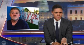 The Daily Show's Trevor Noah Accidentally Debunks Gun-Free Zones
