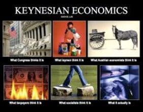 New Keynesian economics