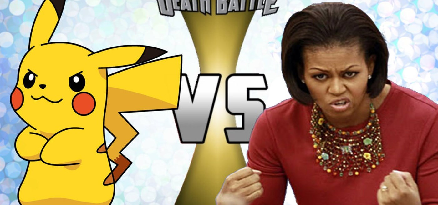 Pokémon GO vs Michelle Obama: The Fight Against Childhood Obesity