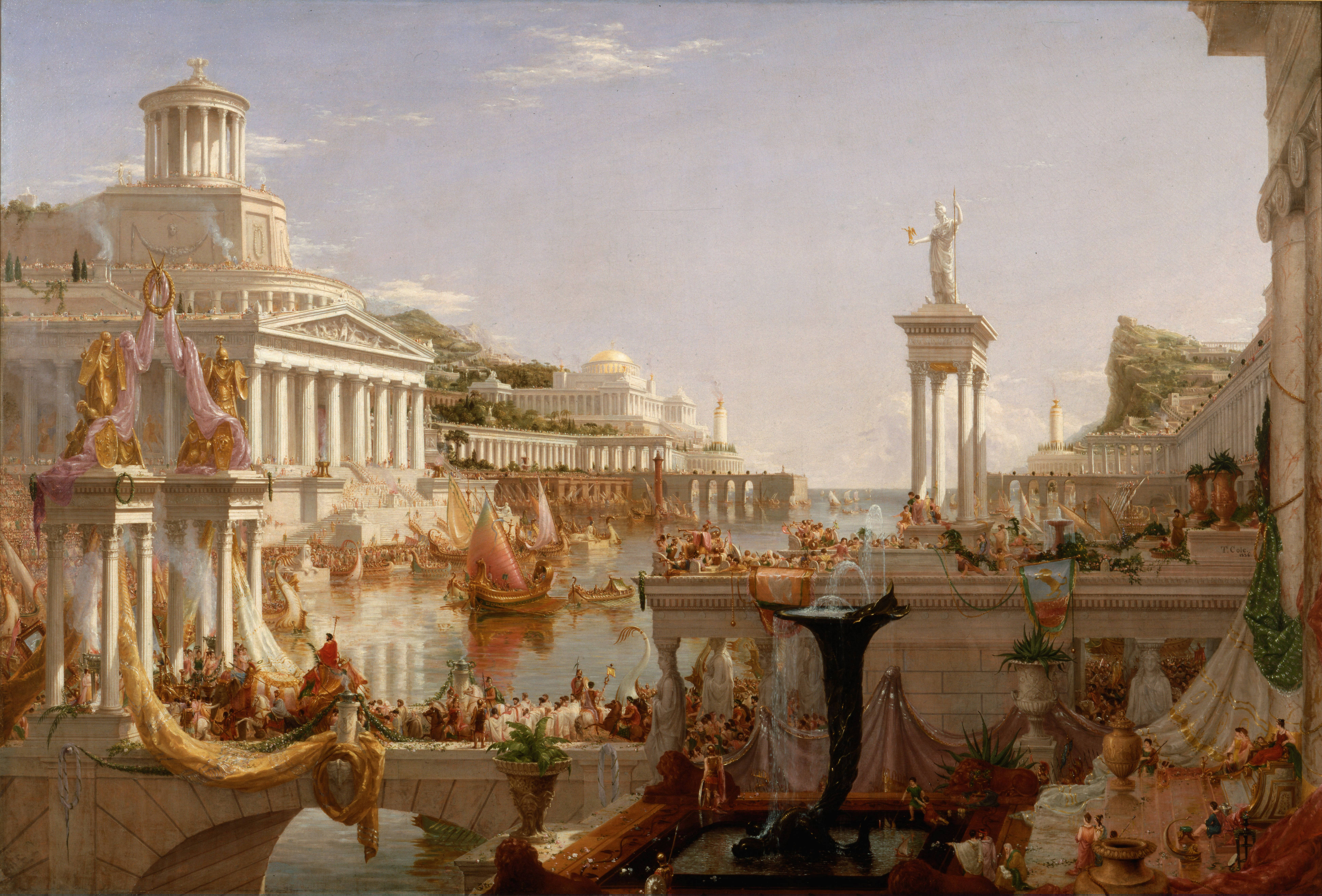 Ancient Rome (History Link 101)