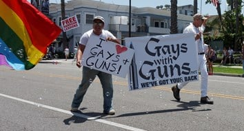 Your Problem with Gays or Guns Is Not Political
