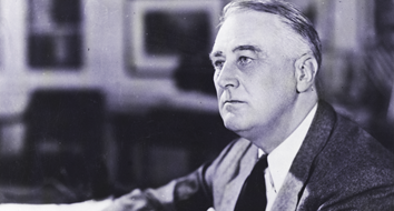 FDR Was Another President with a Greatness Plan
