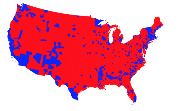 Electoral Votes Per State Map, The Accidental Genius Of The Electoral College Foundation For Economic Education Working For A Free And Prosperous World, Electoral Votes Per State Map