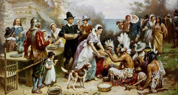 Thanksgiving Was a Triumph of Capitalism over Collectivism