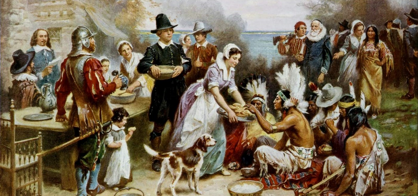 thanksgiving story Blame textbooks, children's stories or animated specials, but the thanksgiving story is more complex than most americans are taught.