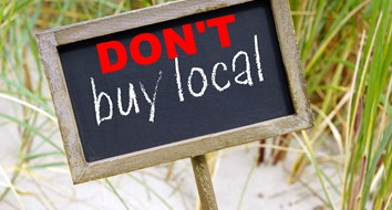 """Buying Local"" Is as Senseless as ""Buying Tall"""