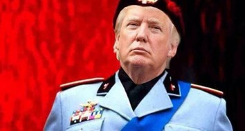 An Open Letter to Generalissimo Trump