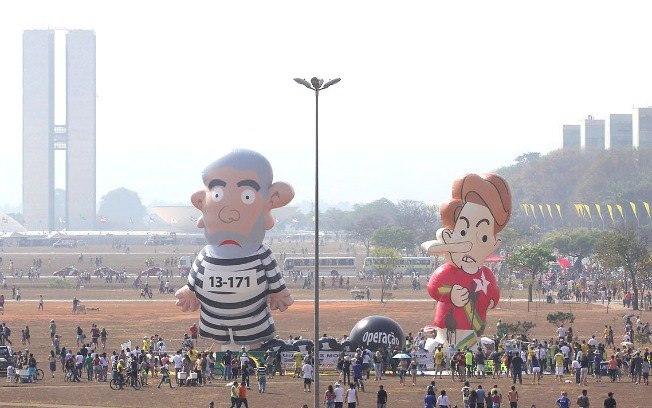 Lula & Dilma blow-ups