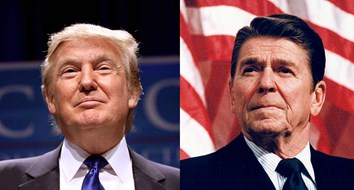 The Trump Administration versus the Reagan Administration