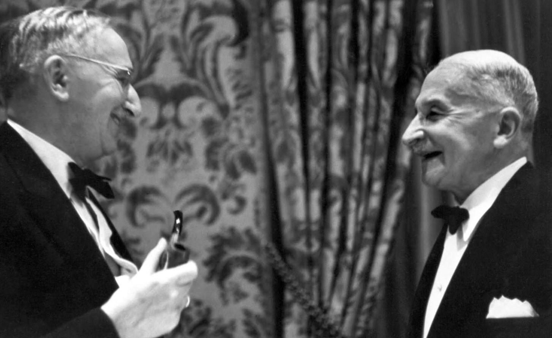 Mises contra Hayek – o socialismo é um problema de propriedade ou de conhecimento? | Hans-Hermann Hoppe