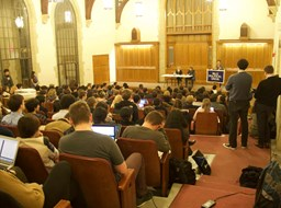 Yale Political Union Debate Led by Jeffrey Tucker