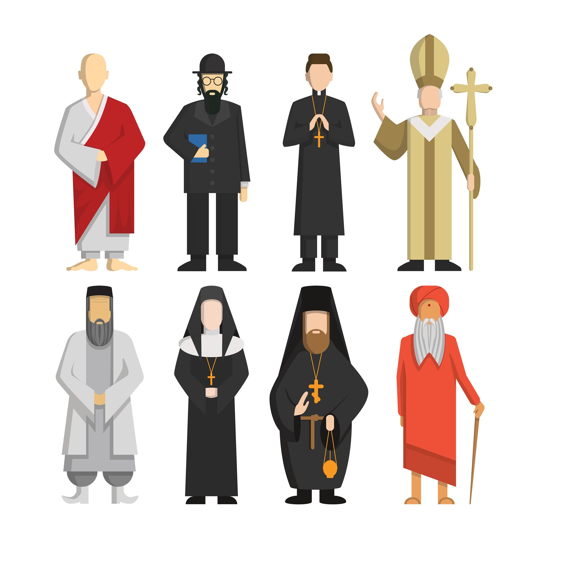 The Benefits Of Religion Are More Than Spiritual