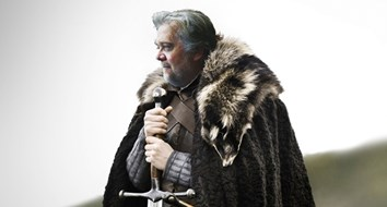 Steve Bannon Believes Winter Is Coming