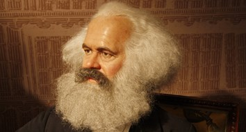 Marx the Man