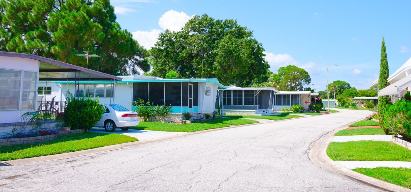 trailer park houses are the original tiny homes foundation for