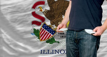 Illinois Might Be Doomed to Financial Collapse