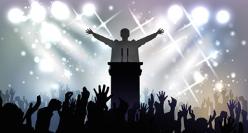 Don't Be Fooled by Pretty Political Speeches
