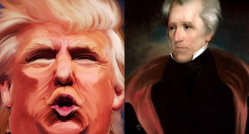 Andrew Jackson Is a Poor Presidential Role Model