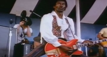 Chuck Berry: Fistfuls of Tinkling Anarchy