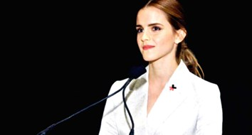 Emma Watson Knows Feminism Is about Choice