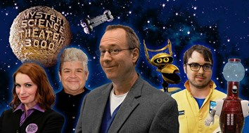 The Market's Resurrection of Mystery Science Theater 3000