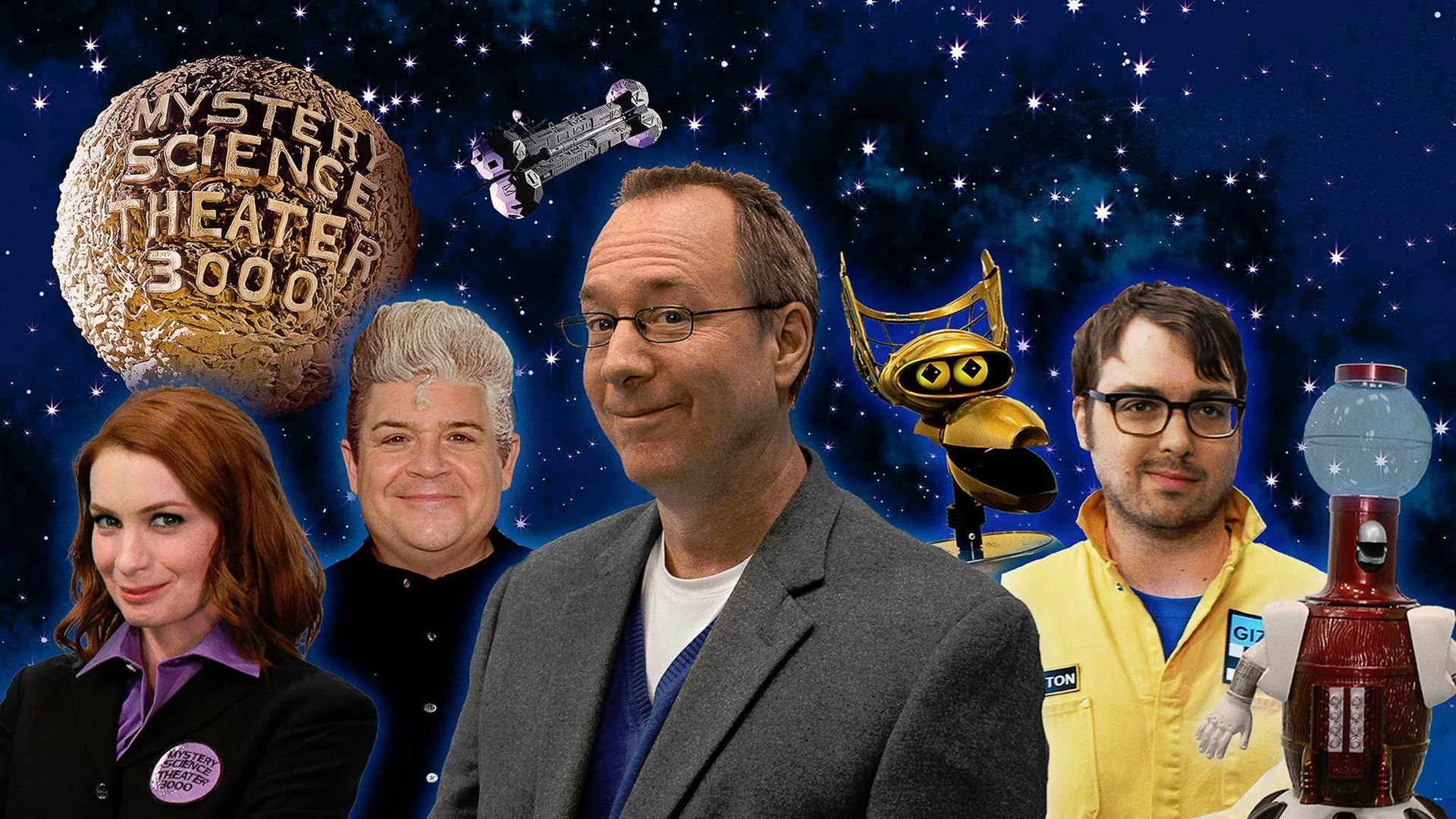 The Market S Glorious Resurrection Of Mystery Science Theater 3000