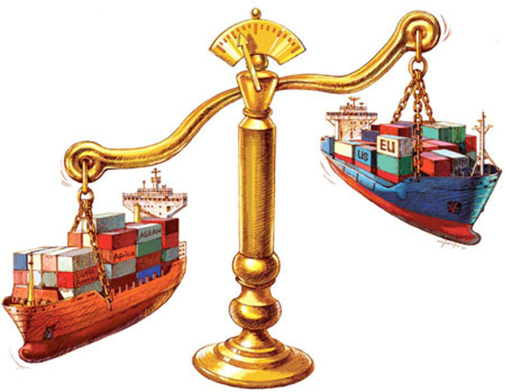 Negative Balance of Trade? So What? - Foundation for
